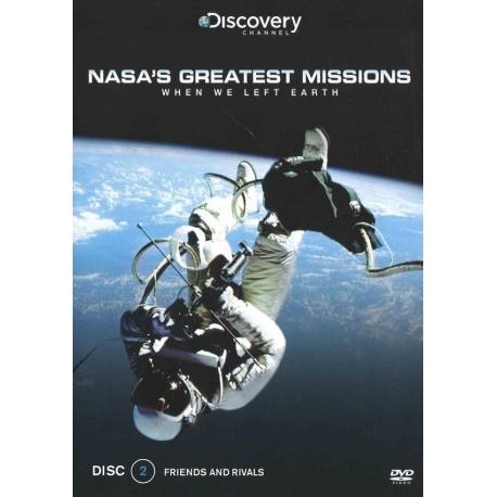بزرگترین ماموریتهای فضایی ناسا