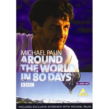 دور دنیا در هشتاد روز با مایکل پالین