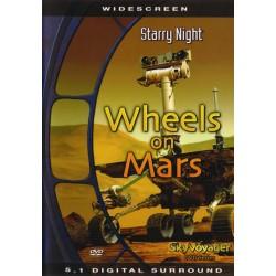 چرخ ها روی مریخ