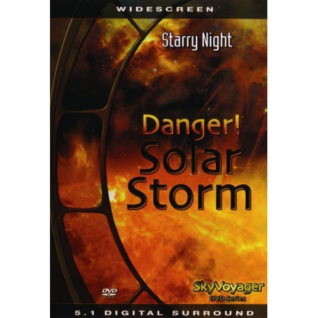 خطر! طوفان خورشیدی