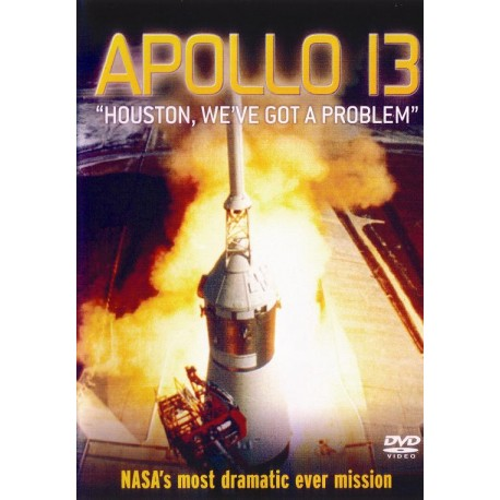 آپولو 13 – با سانحه مواجه شدیم