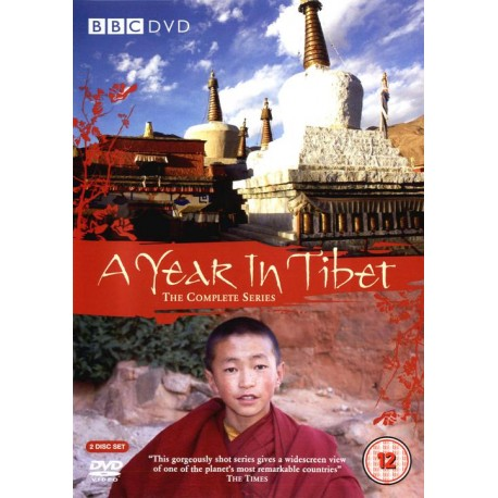 یك سال در تبت