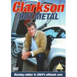 فلز گداخته،  آزمون سریعترین ماشینها  توسط كلاركسون