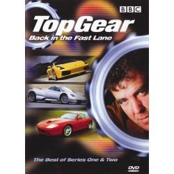 تخت گاز، منتخبی از سری يك و دو – Top Gear