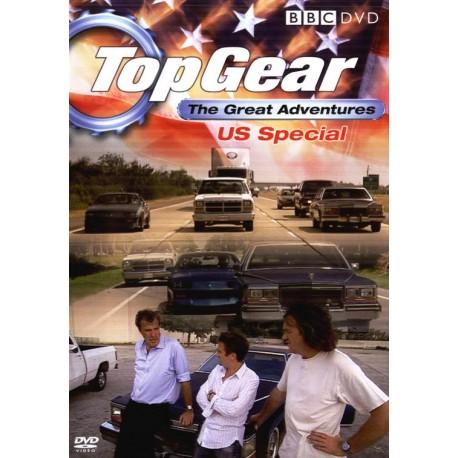 تخت گاز ، ماجراهای آمريكا - Top Gear