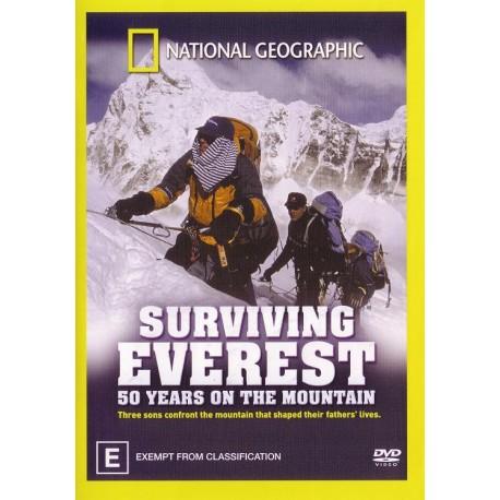 نجات یافتگان اورست - 50 سال بر روی کوه