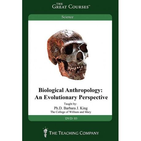 انسانشناسی زیستی از دیدگاه تكامل