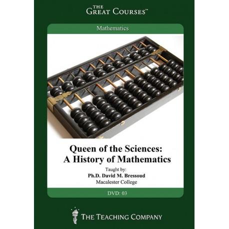 ریاضیات، پادشاه علوم - بررسی تاریخ ریاضی