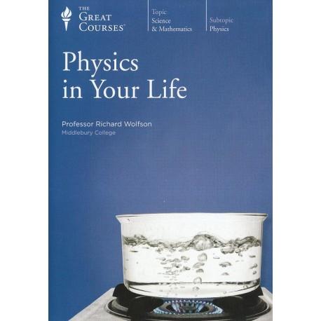 فیزیك در زندگی شما