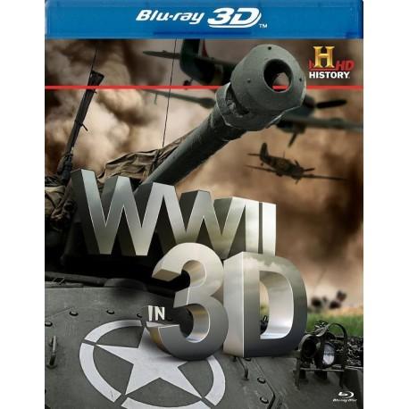 جنگ جهانی دوم-  سه بعدی