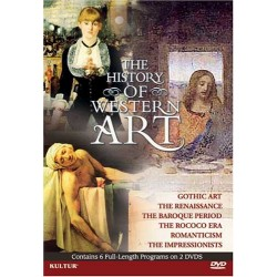 تاریخ هنر غرب