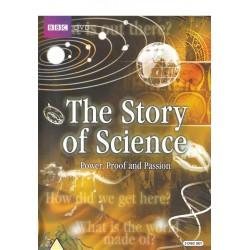 داستان علم (تاریخ علم)