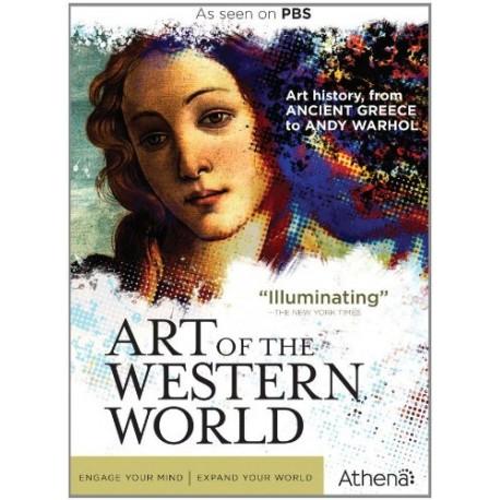 هنر در جهان غرب – از یونان باستان تا اندی وارهول