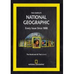 مجموعه كامل مجلات نشنال جئوگرافیك