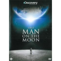 اولین انسان روی ماه