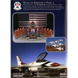 بالهای آزادی، جنگده F-16 , F-18 , F-22