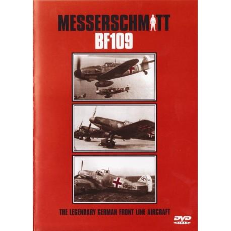 جنگنده افسانهای آلمان. مسراشمیت  BF109