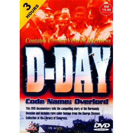 روز حمله:  D-Day، حمله متفقین به نرماندی