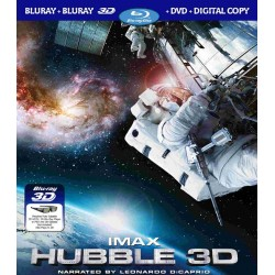 تلسكوپ فضایی هابل HUBBLE 3D