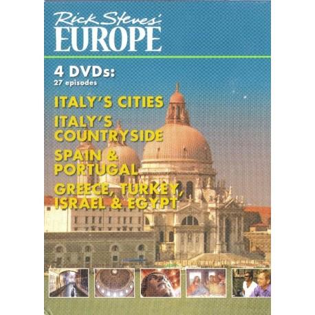 """دیدنیهای اروپا با """"ریك استیو"""""""
