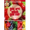 شما نتیجه آنچه میخورید هستید – غذای سالمتر و سلامتی بیشتر