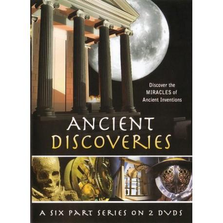 كشفیات و اختراعات دنیای باستان