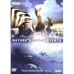رویدادهای بزرگ طبیعت