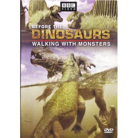 جهان پیش از دایناسورها - همگام با هیولاهای ماقبل تاریخ