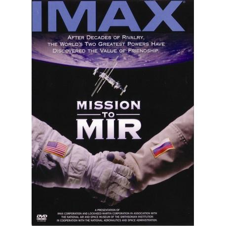 ماموریت در ایستگاه فضایی میر