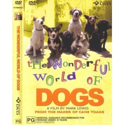 دنیای شگفت سگها