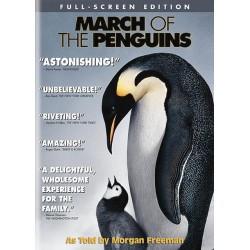 رژه پنگوئنها