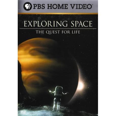کاوش در فضا - در جستجوی منشاء زندگی