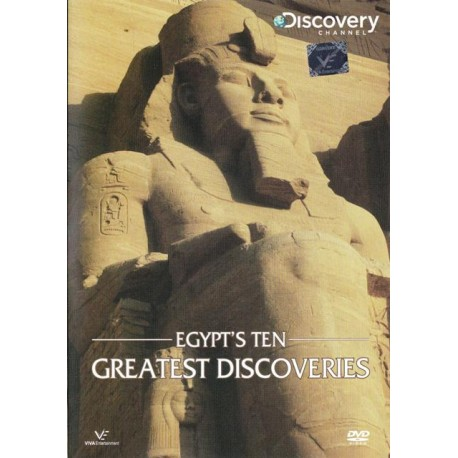 10 کشف بزرگ در مصر