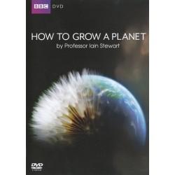 چگونه یک سیاره رشد میکند