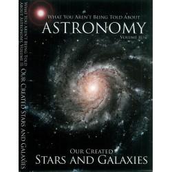 آنچه در نجوم به شما گفته نمیشود- جهان ما آفریده شده