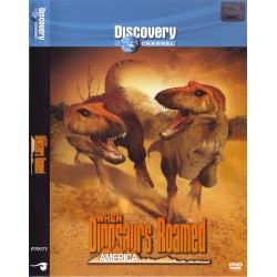 وقتی دایناسورها در قاره آمریکا بودند