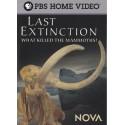 آخرین انقراض