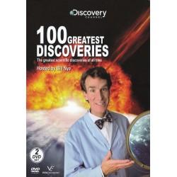 صد کشف بزرگ، مهترین اکتشافات علمی تاریخ