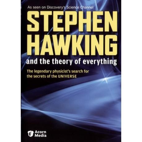 استیفن هاوکینگ و نظریه همه چیز