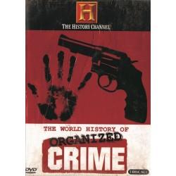 جنایت های سازمان یافته